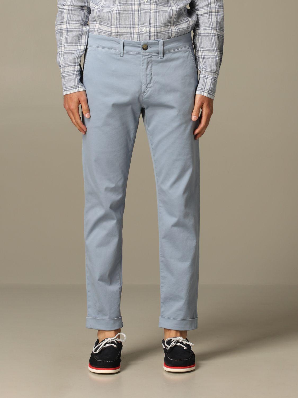 Pantalon homme Jeckerson bleu azur 1