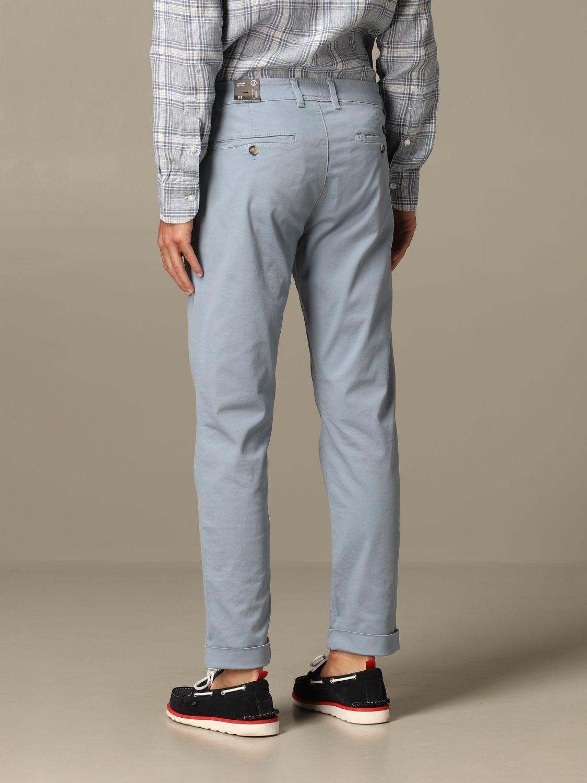 Pantalon homme Jeckerson bleu azur 2