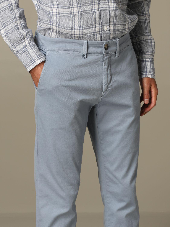 Pantalon homme Jeckerson bleu azur 3