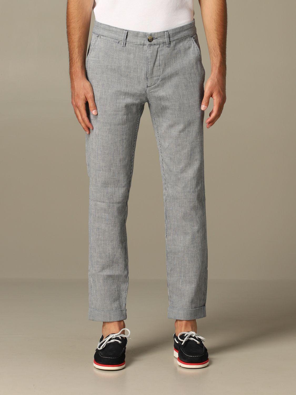 Pantalon homme Jeckerson bleu 1