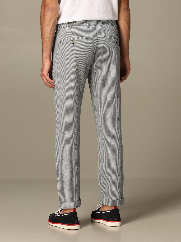 Pantalon homme Jeckerson bleu 2