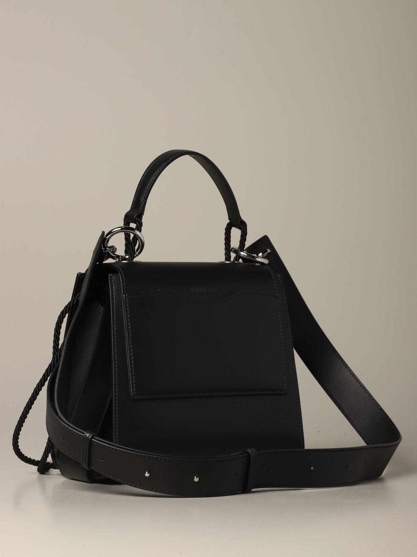 Shoulder bag women Patrizia Pepe black 2