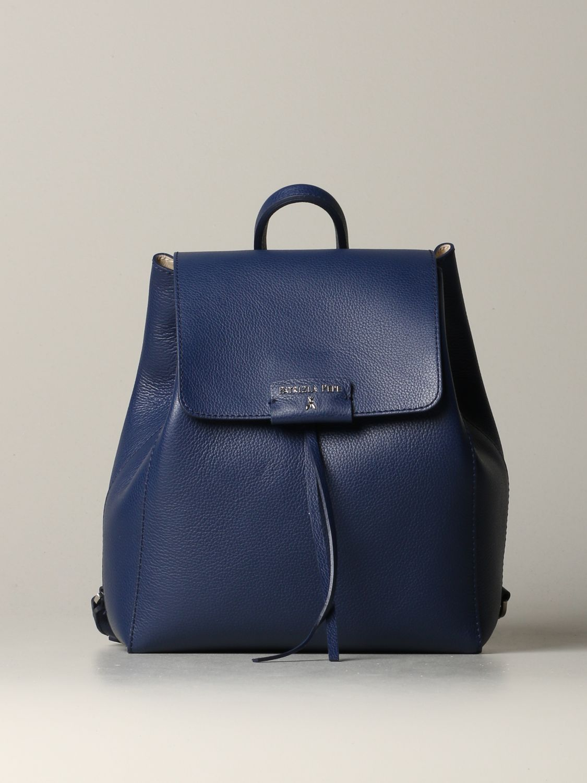 Backpack Patrizia Pepe: Backpack women Patrizia Pepe blue 1