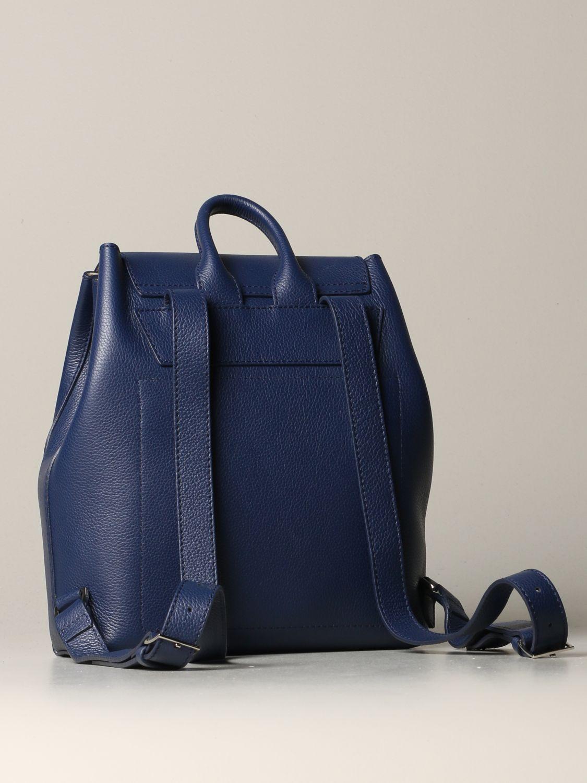 Backpack Patrizia Pepe: Backpack women Patrizia Pepe blue 2