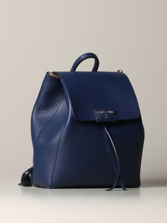 Backpack Patrizia Pepe: Backpack women Patrizia Pepe blue 3