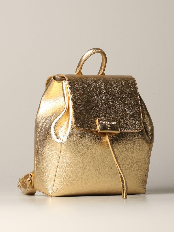 Backpack women Patrizia Pepe gold 3