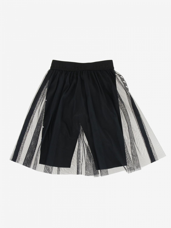 Skirt kids Diadora black 2