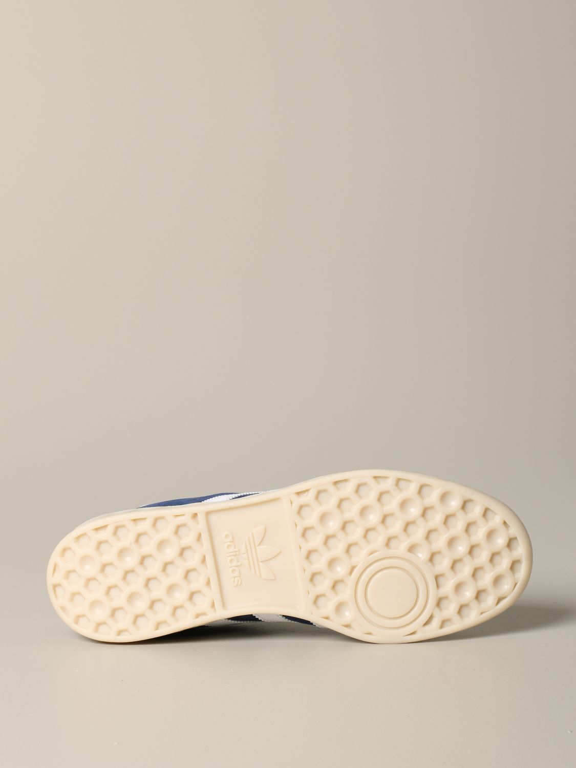 Sneakers Adidas Originals: Adidas Originals sneakers in suede with leather contrasts blue 6