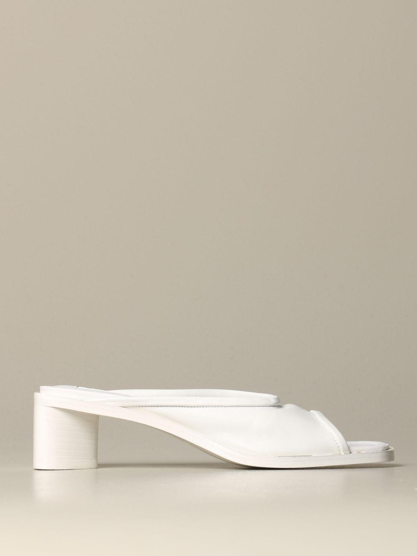 Zapatos planos Acne Studios: Zapatos planos mujer Acne Studios blanco 1