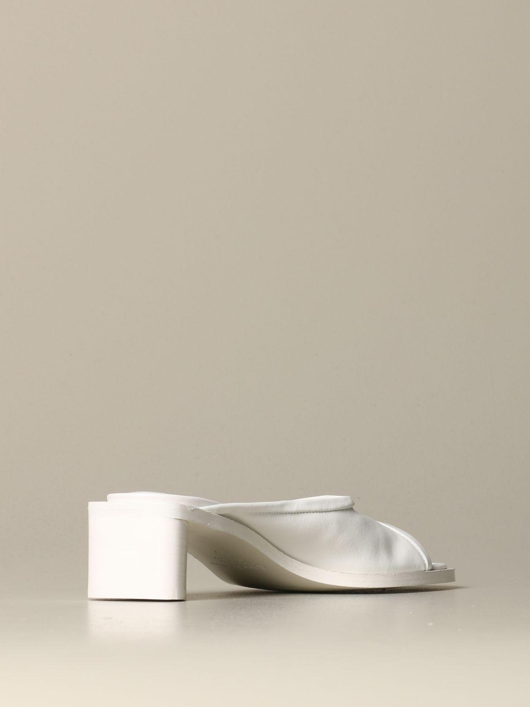Zapatos planos Acne Studios: Zapatos planos mujer Acne Studios blanco 3