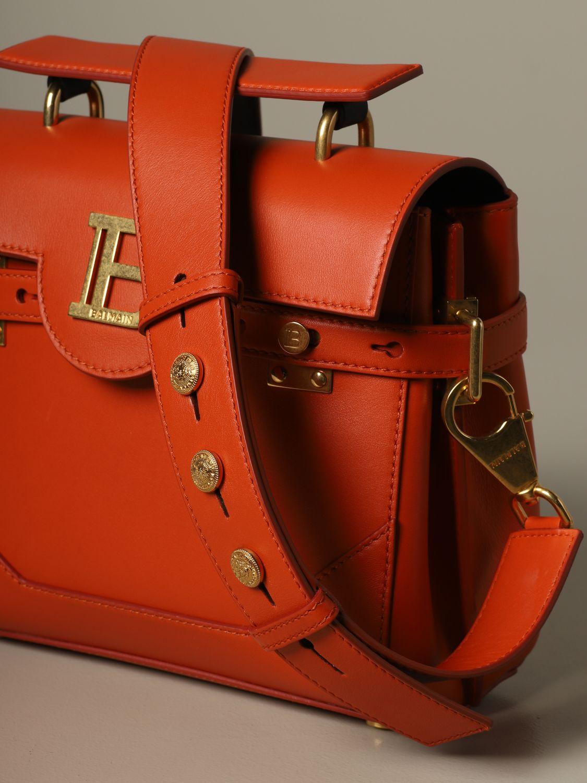 手提包 女士 Balmain 橙色 3
