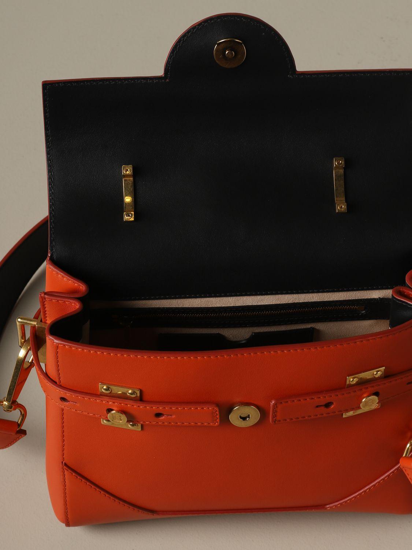 手提包 女士 Balmain 橙色 4