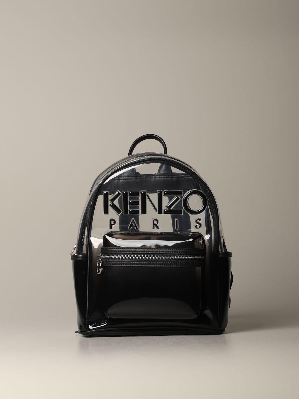双肩包 女士 Kenzo 黑色 1