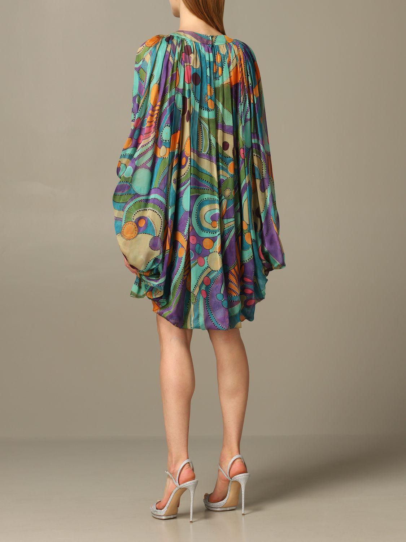 Dress Alberta Ferretti: Dress women Alberta Ferretti multicolor 2