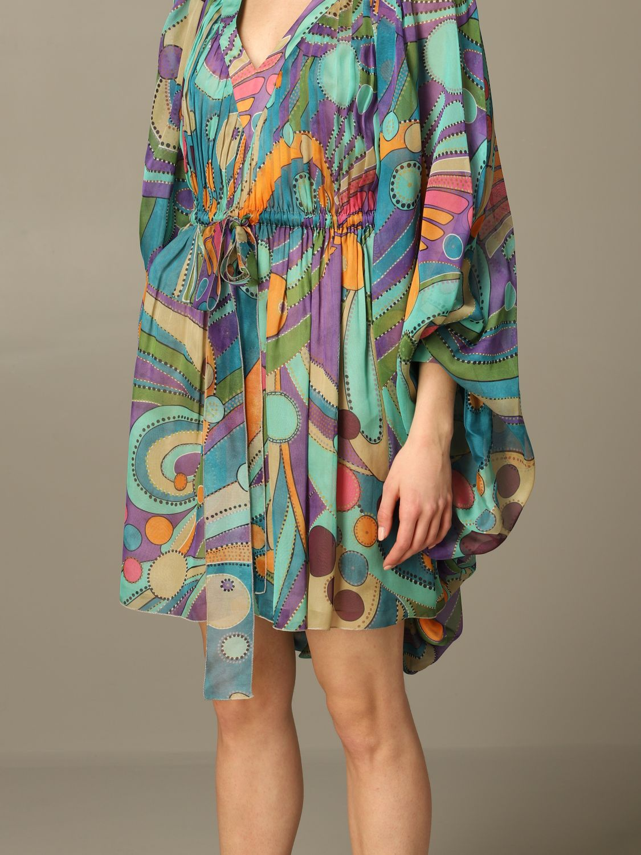 Dress Alberta Ferretti: Dress women Alberta Ferretti multicolor 3