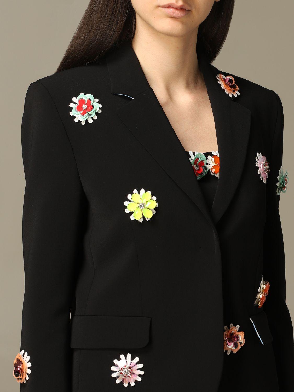 Blazer women Boutique Moschino black 4