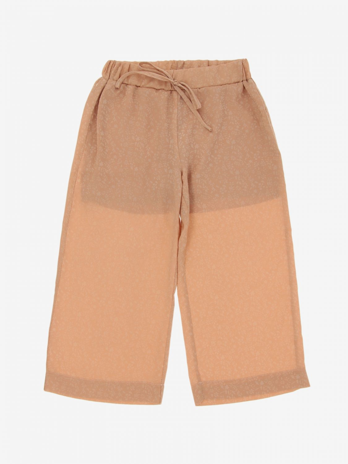 Trousers Caffe' D'orzo: Trousers kids Caffe' D'orzo milk 1
