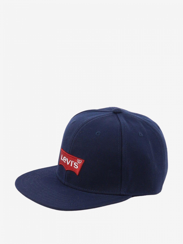 帽子 儿童 Levi's 蓝色 1