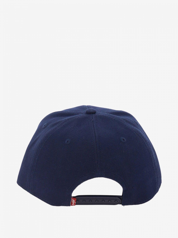 帽子 儿童 Levi's 蓝色 3