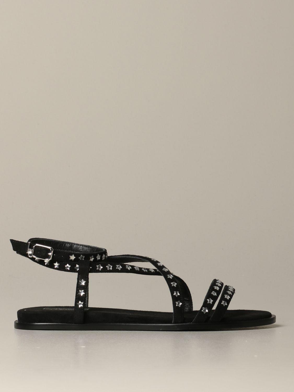 Обувь без каблука Женское Liu Jo черный 1