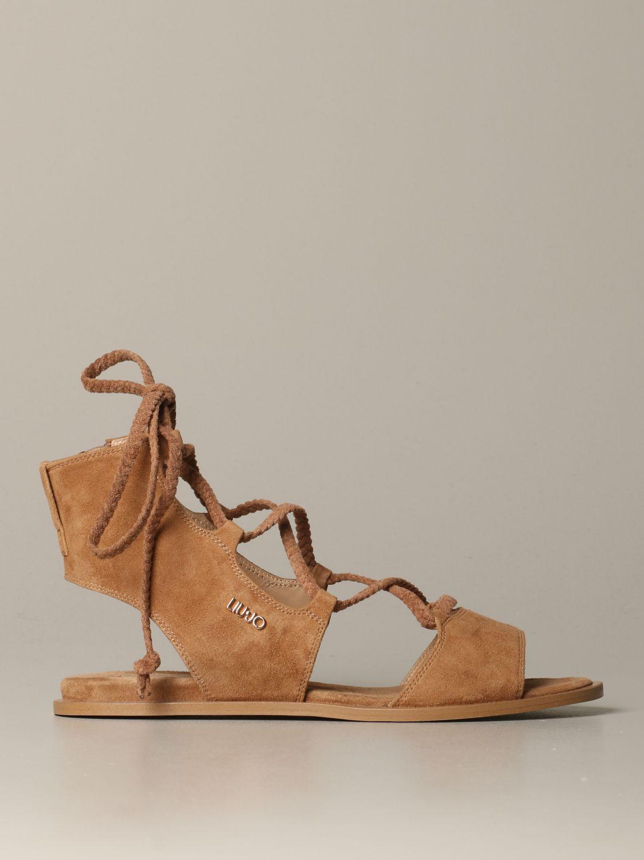Обувь без каблука Женское Liu Jo светло-коричневый 1