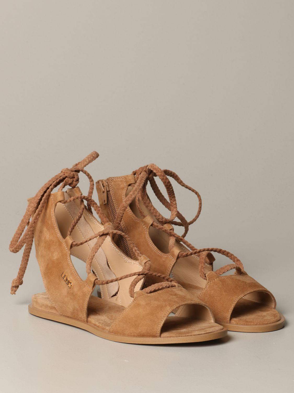 Обувь без каблука Женское Liu Jo светло-коричневый 2
