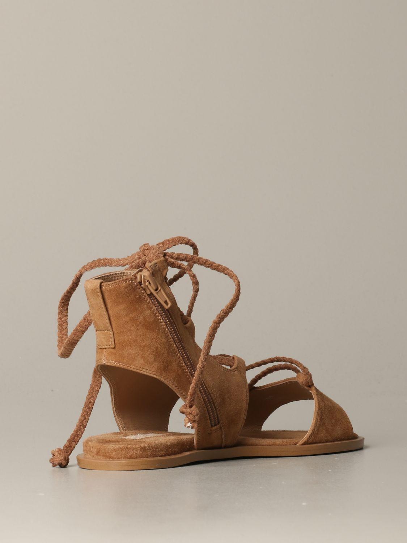 Обувь без каблука Женское Liu Jo светло-коричневый 3