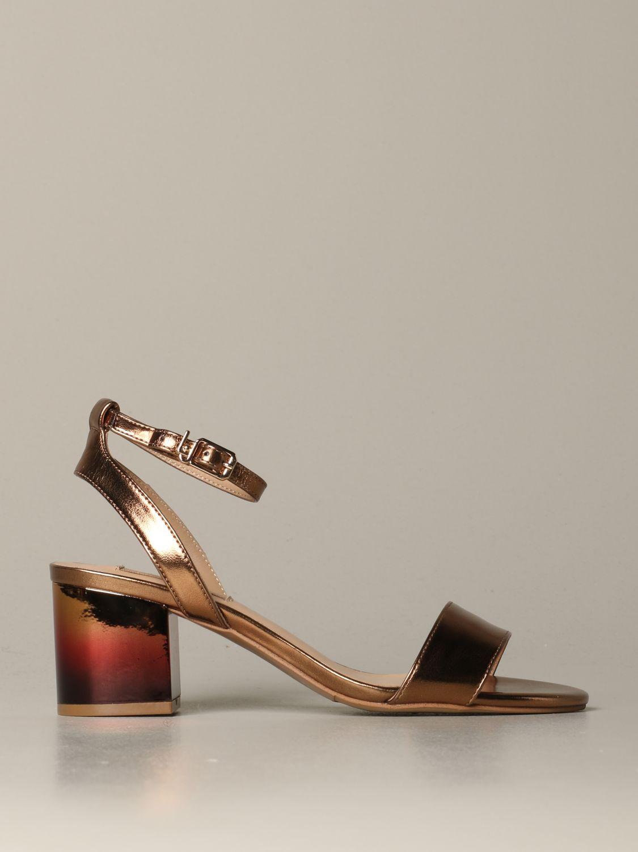 Обувь без каблука Женское Liu Jo бронзовый 1