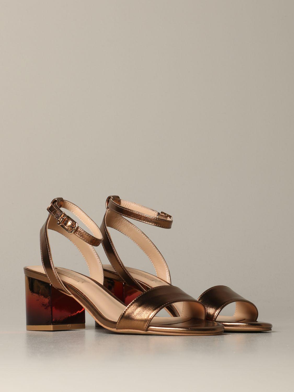 Обувь без каблука Женское Liu Jo бронзовый 2
