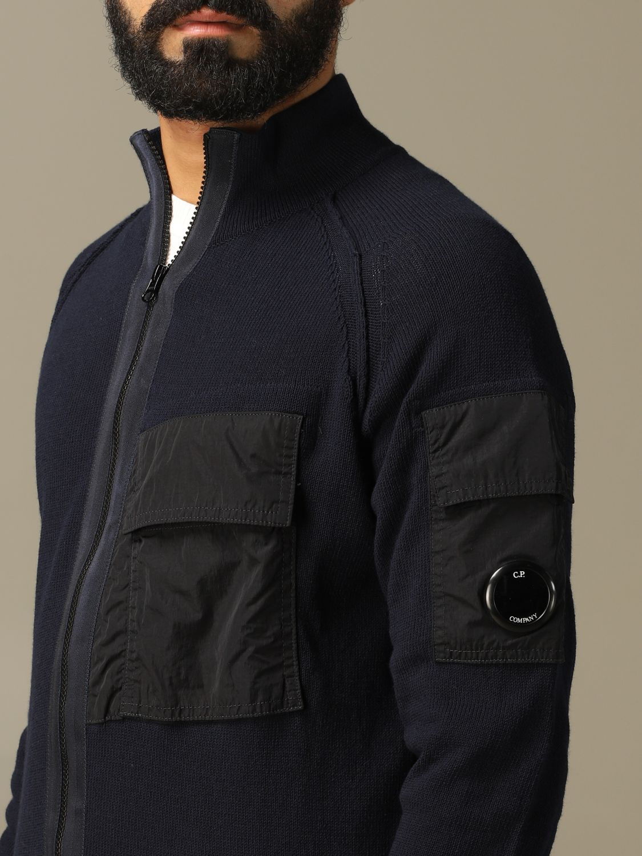 Pullover C.p. Company: Pullover herren C.p. Company navy 3