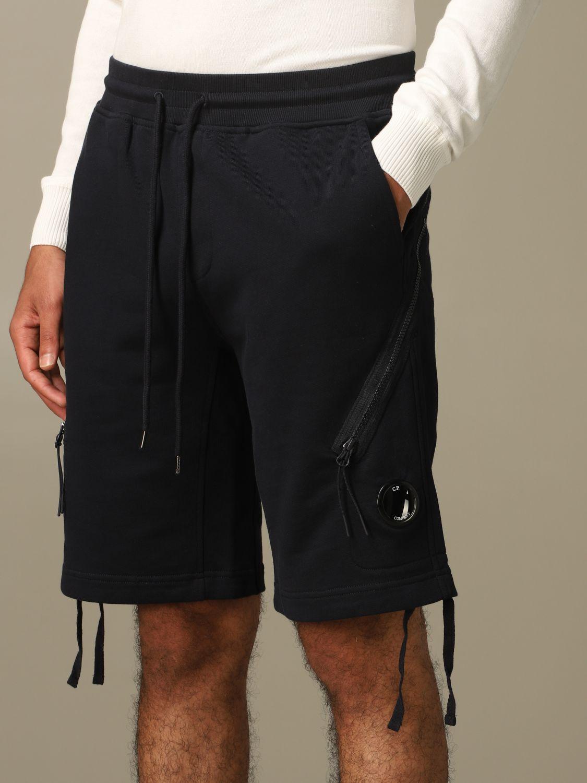 Shorts C.p. Company: Shorts herren C.p. Company navy 3