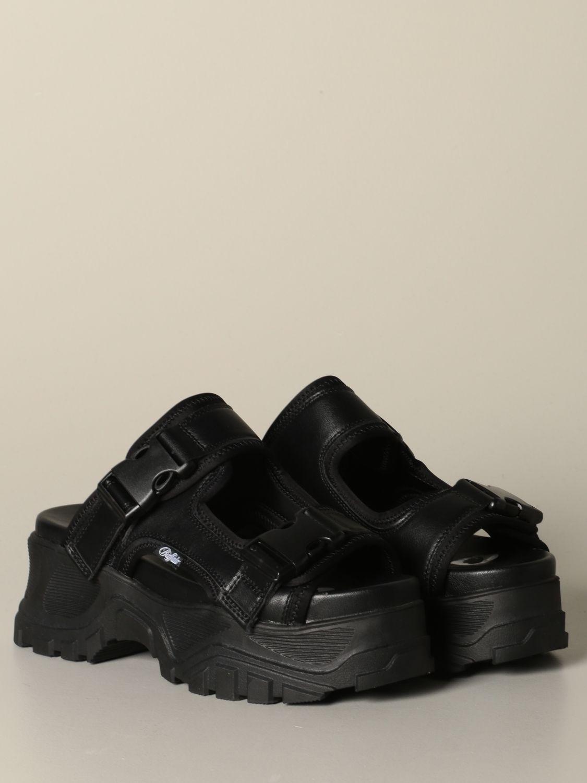 Sneakers Buffalo: Shoes women Buffalo black 2