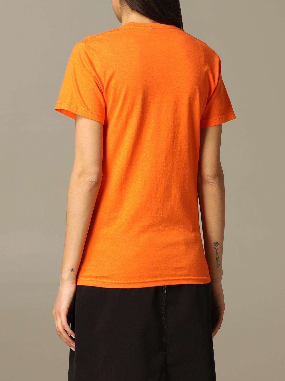T-shirt 5 Progress: T-shirt 5 Progress a maniche corte arancione 2