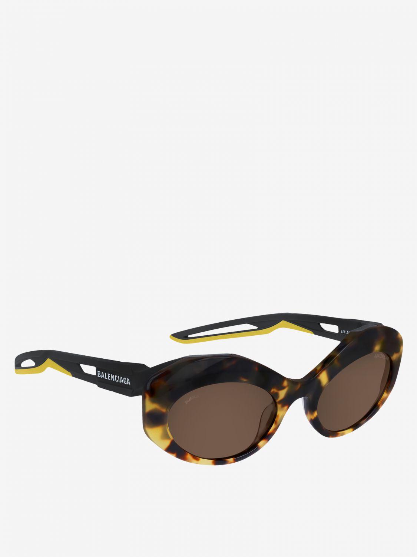 Glasses Balenciaga: Glasses women Balenciaga camel 1