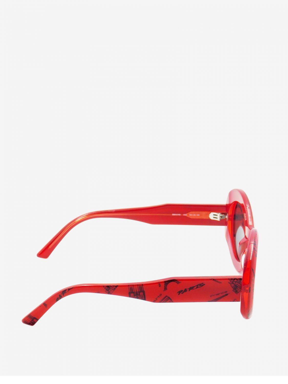 Glasses Balenciaga: Glasses women Balenciaga red 3