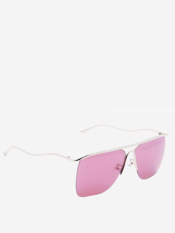 Glasses Balenciaga: Glasses women Balenciaga silver 1