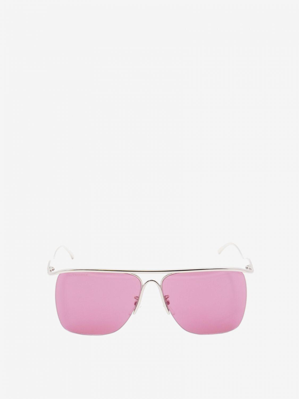 Glasses Balenciaga: Glasses women Balenciaga silver 2