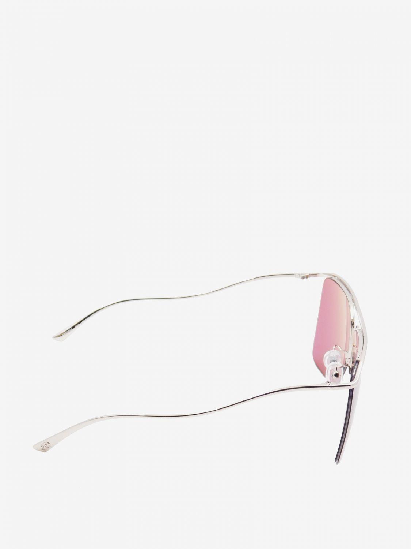 Glasses Balenciaga: Glasses women Balenciaga silver 3