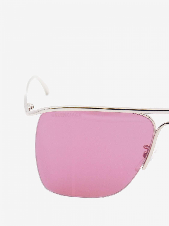 Glasses Balenciaga: Glasses women Balenciaga silver 4