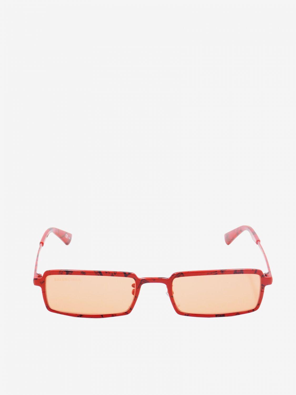 Glasses Balenciaga: Glasses women Balenciaga red 2