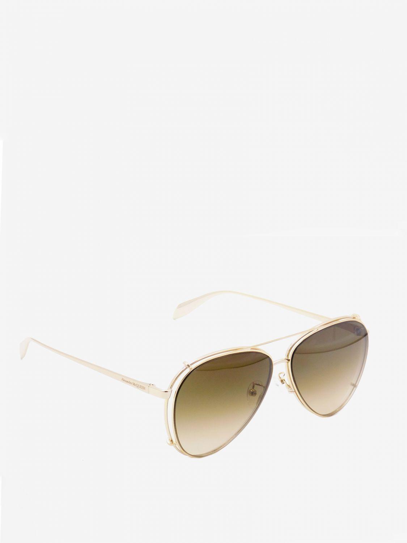 Glasses Mcq Mcqueen: Glasses women Mcq Mcqueen yellow 1