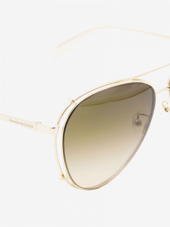 Glasses Mcq Mcqueen: Glasses women Mcq Mcqueen yellow 2