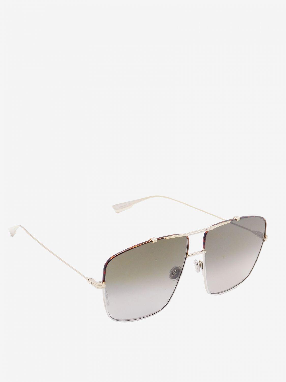 Glasses Christian Dior: Glasses women Christian Dior gold 1