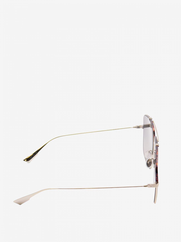 Glasses Christian Dior: Glasses women Christian Dior gold 3