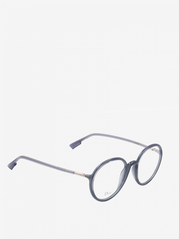 Glasses Christian Dior: Glasses women Christian Dior grey 1