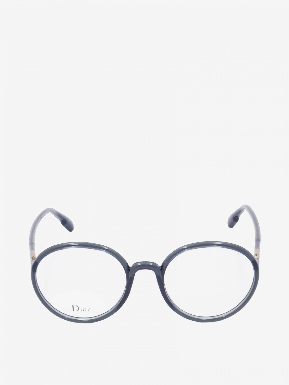 Glasses Christian Dior: Glasses women Christian Dior grey 2