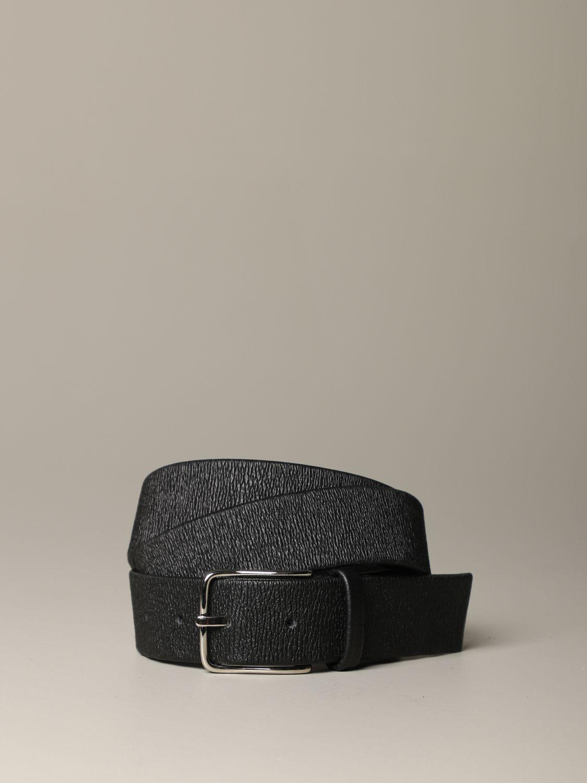 Belt Orciani: Belt men Orciani black 1