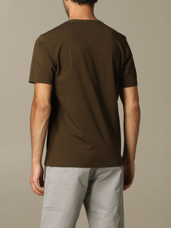 T-shirt C.p. Company: T-shirt men C.p. Company green 2