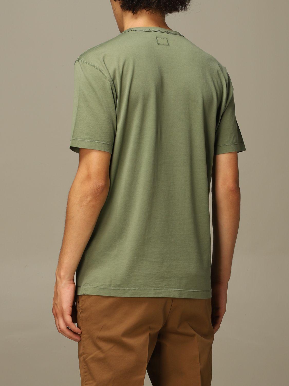 T-Shirt C.p. Company: T-shirt herren C.p. Company grün 2