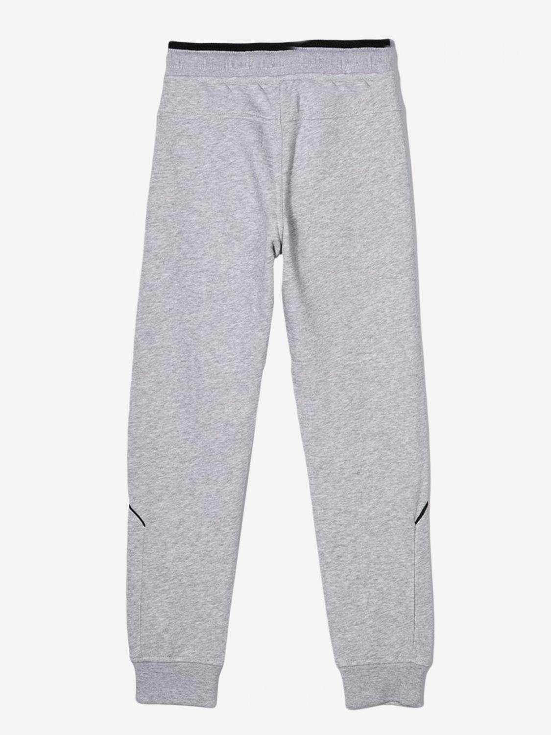 Hugo Boss jogging trousers with logo grey 2